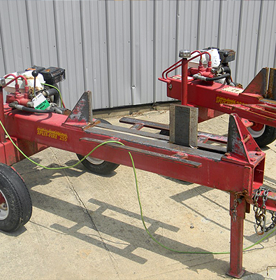 Split- Fire Log Splitter