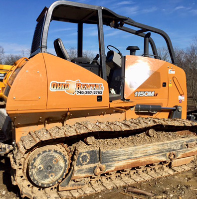 CASE BULLDOZER 1150