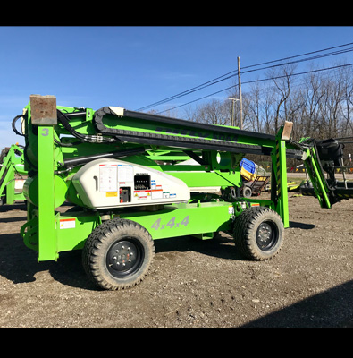 NIFTY LIFT 64 WITH OUTRIGGERS