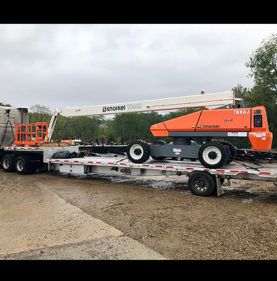 Lifts - Rental Equipment | Ohio Rental Mount Vernon Ohio